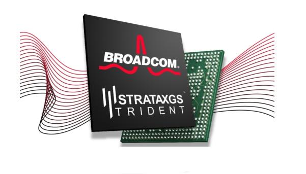 Broadcom has introduced the StrataXGS Trident II Series