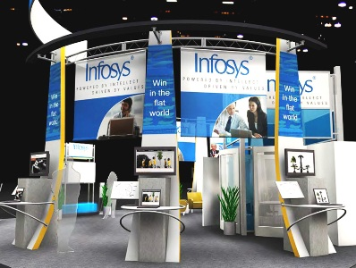 infosys-booth