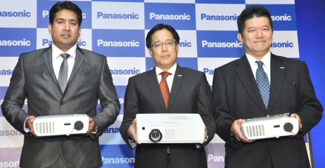 Panasonic India has launched new display solutions