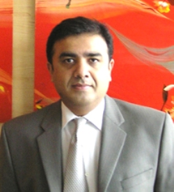 Infosys BPO CEO and MD Gautam Thakkar.