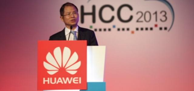 Huawei IT strategy