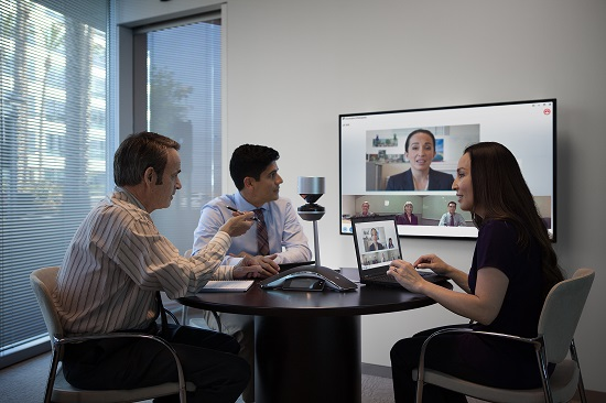 Polycom video collaboration