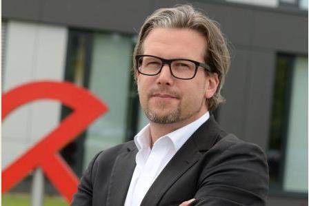 Travis Witteveen, CEO for Avira