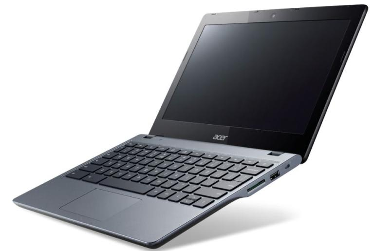 Acer C720 Chromebook launch
