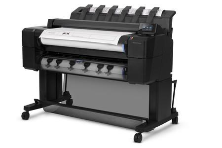 HP Designjet T2500 eMultifunction Printer