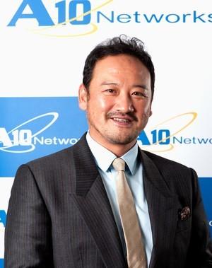 Hayato Koeda, president & CEO, K.K and Vice President of South APAC at A10 Networks