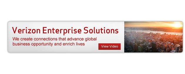 Verizon Enterprise Solutions logo