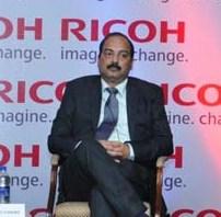 Ashootosh Chand, director-Business Development, Ricoh