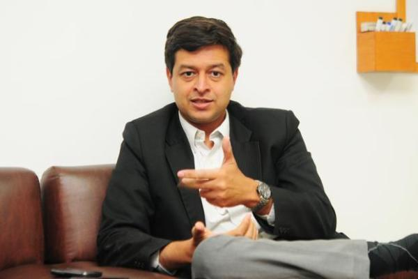 HCL Infosystems CEO and Managing Director Harsh Chitale.