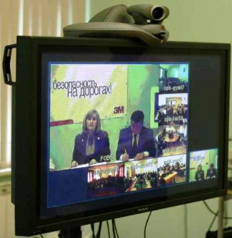 Polycom powers Gymnasium Union of Russia program
