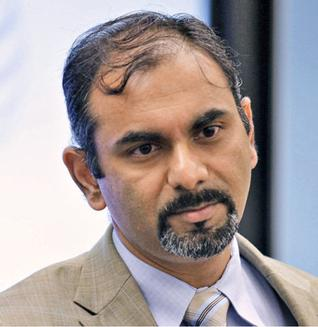 AT&T executive director Mobeen Khan