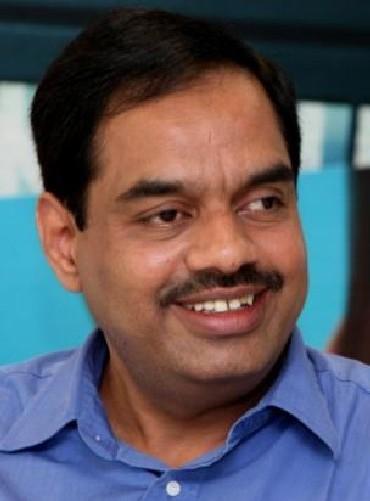 Infosys board member V Balakrishnan