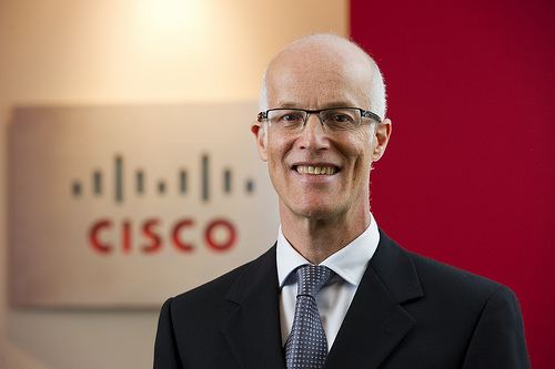 Kevin Bloch, chief technology officer, Cisco Australia
