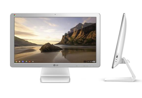 LG to launch Chromebase PC on Google Chrome operating system