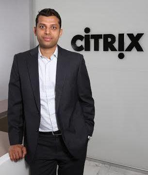 Sanjay Deshmukh, area vice president, India subcontinent, Citrix