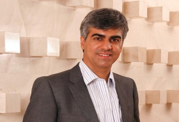 Sunil Lalvani, managing director for India at BlackBerry