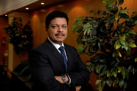 Susir Kumar, CEO, Serco Global Services