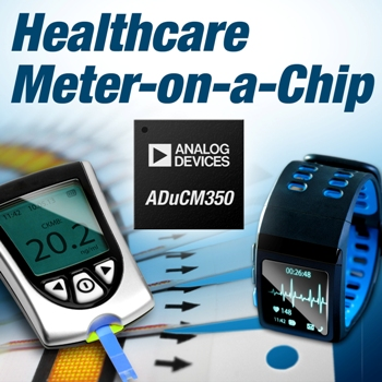 ADI AD7091 1 MSPS, Ultralow Power, 12-Bit ADC in 8-Lead LFCSP