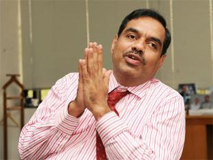 Former Infosys board member V Balakrishnan joins Aam Admi Party