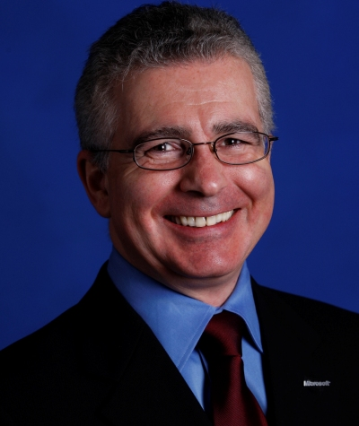 Kirill Tatarinov, executive vice president, Microsoft Business Solutions