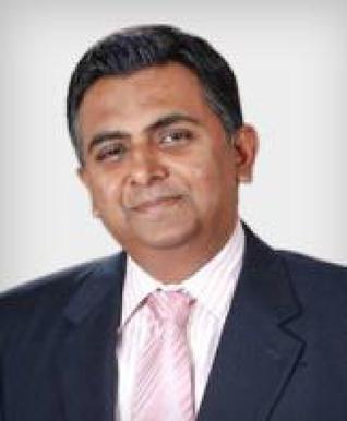 Sandip Sen, global CEO of Aegis