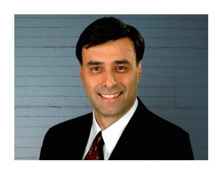 Shaygan Kheradpir, chief executive officer of Juniper Networks,