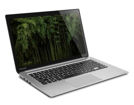 Toshiba brings KIRAbook Ultrabook