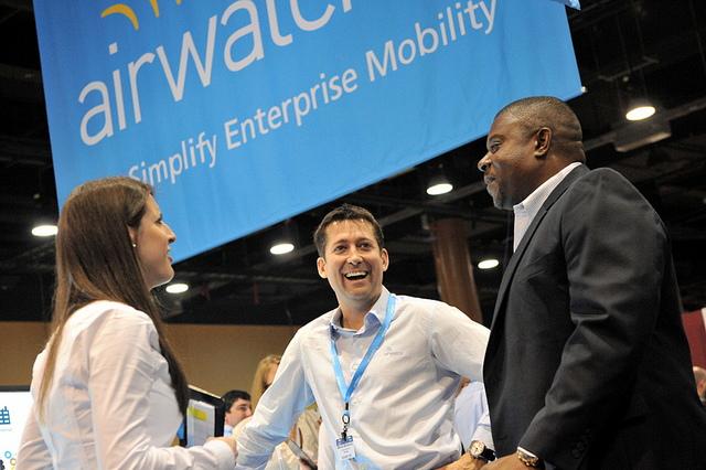 VMWare buys AirWatch