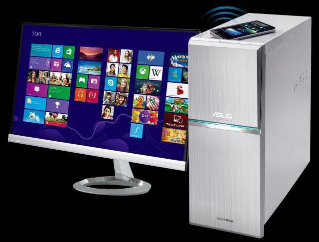 ASUS M70AD Desktop
