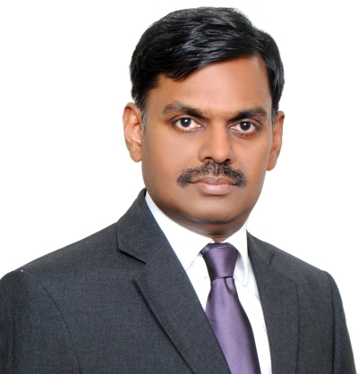 Dr.A.S.Prasad, Head Product and Marketing, India