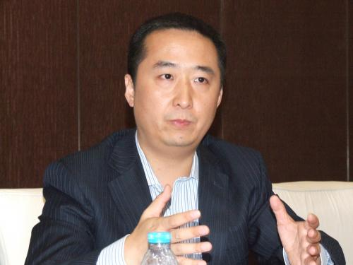 Liu Shaowei, Huawei's Networking Business Unit General Manager