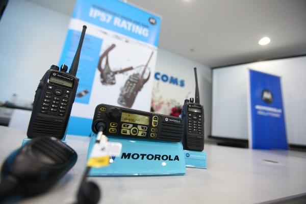 MOTOROLA Radio system