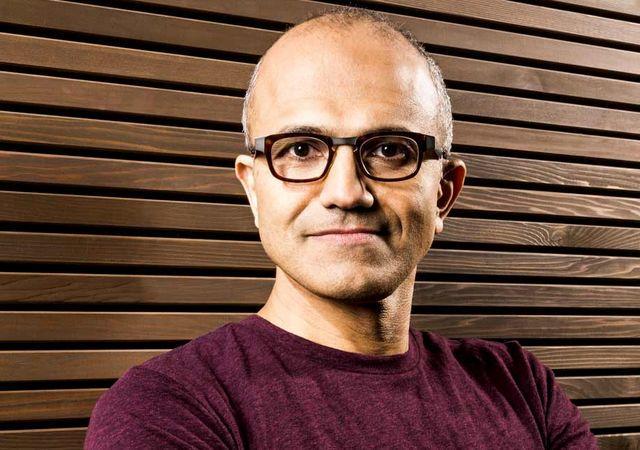 Microsoft new CEO