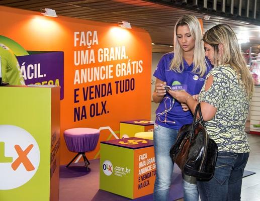 Online classifieds site OLX goes offline in Brazil with new kiosks in Rio de Janeiro