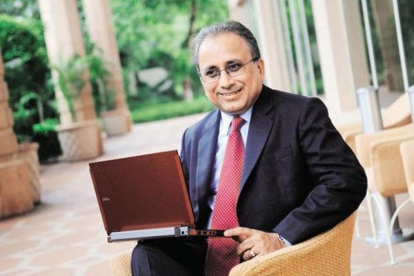Suresh Vaswani, president, Dell Services.