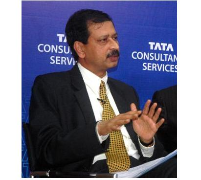 TCS global HR head Ajoy Mukherjee