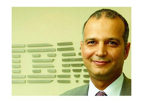 Takreem El Tohamy, general manager, IBM Middle East and Afric