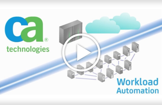 Ca workload automation