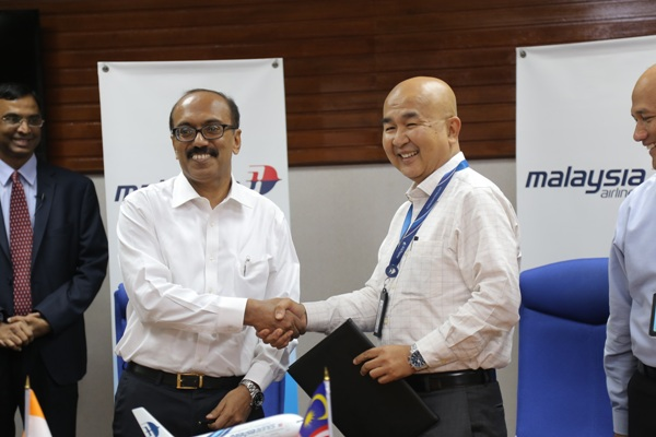Malaysia Airlines signs IT deal with Ramco Systems