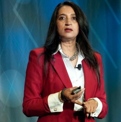 Nandini Ramani, vice president of development, Java Platform