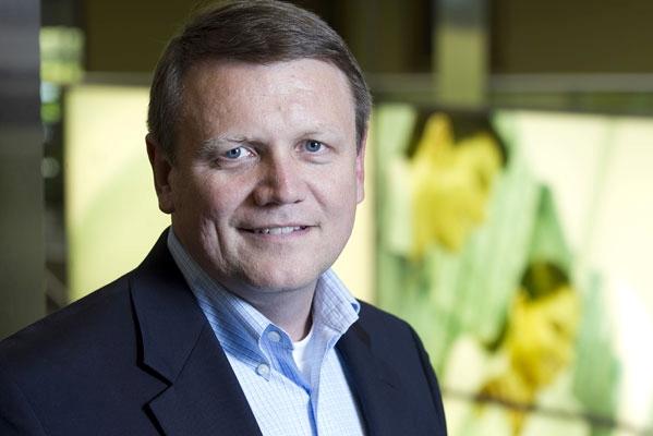 Richard McBee, president and CEO, Mitel