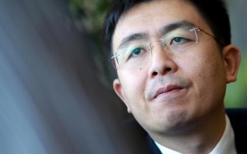 Xu Ming, vice president of ZTE