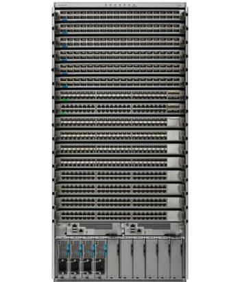 cisco Nexus 9516 switches