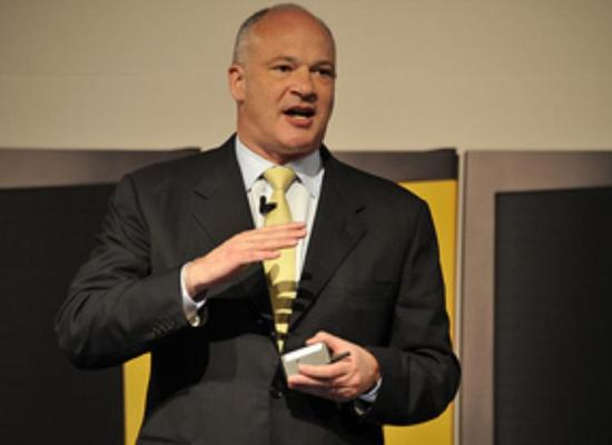 David Scott, senior vice president and general manager, HP Storage