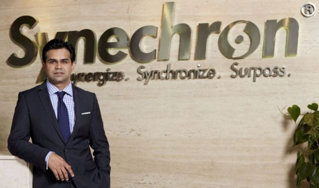 Faisal Husain, co-founder and CEO, Synechron
