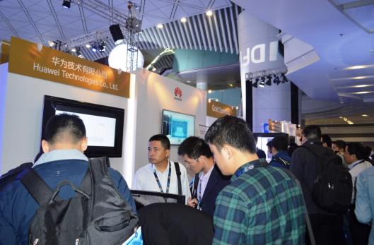 Huawei Unveils Servers at IDF 2014
