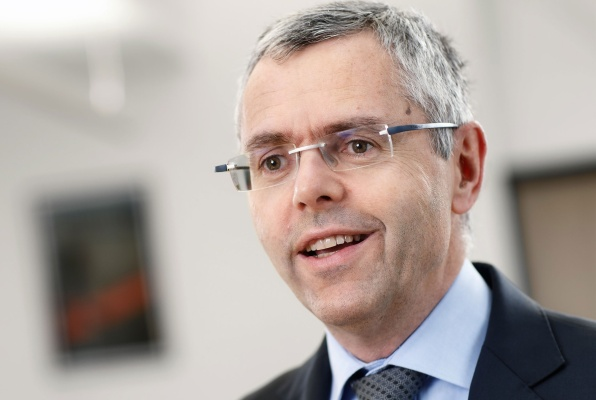 Michel Combes, CEO of Alcatel-Lucent