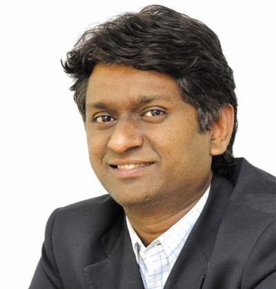 Mr. Govind Rammurthy, CEO & MD, eScan
