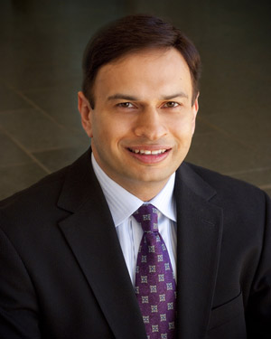 Rajeev Mehta, chief executive officer of IT Services at Cognizant