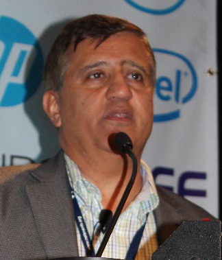 Rohit Mehra, vice president, Network Infrastructure,